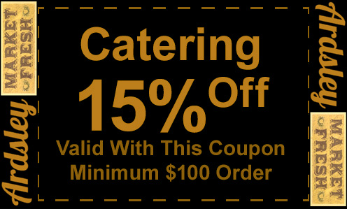coupon for catering